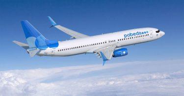 Rosiana Pobeda Airlines dia manantena ny fahatarana enim-bolana amin'ny fanaterana fiaramanidina vaovao 737 MAX 8 vaovao