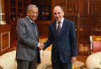 Qatar Airways se hoof en die Maleisiese premier bespreek die belangrikste kwessies in die bedryf, komende vlugte in Langkawi
