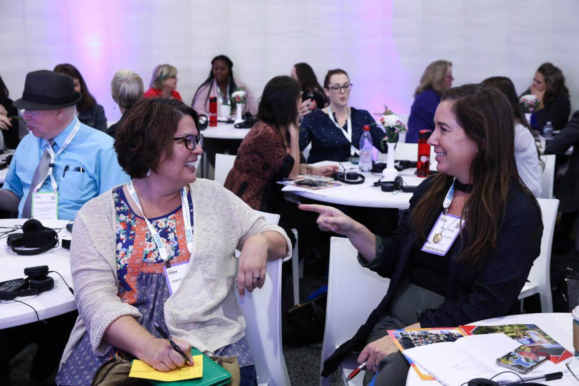 Colaborando e conectando - o aprendizado mais recente na IMEX America