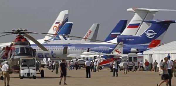 रशियाचा मॅक्स 2019 आंतरराष्ट्रीय उड्डयन आणि अवकाश शो: चार दिवसांत 250,000 पेक्षा जास्त अभ्यागत