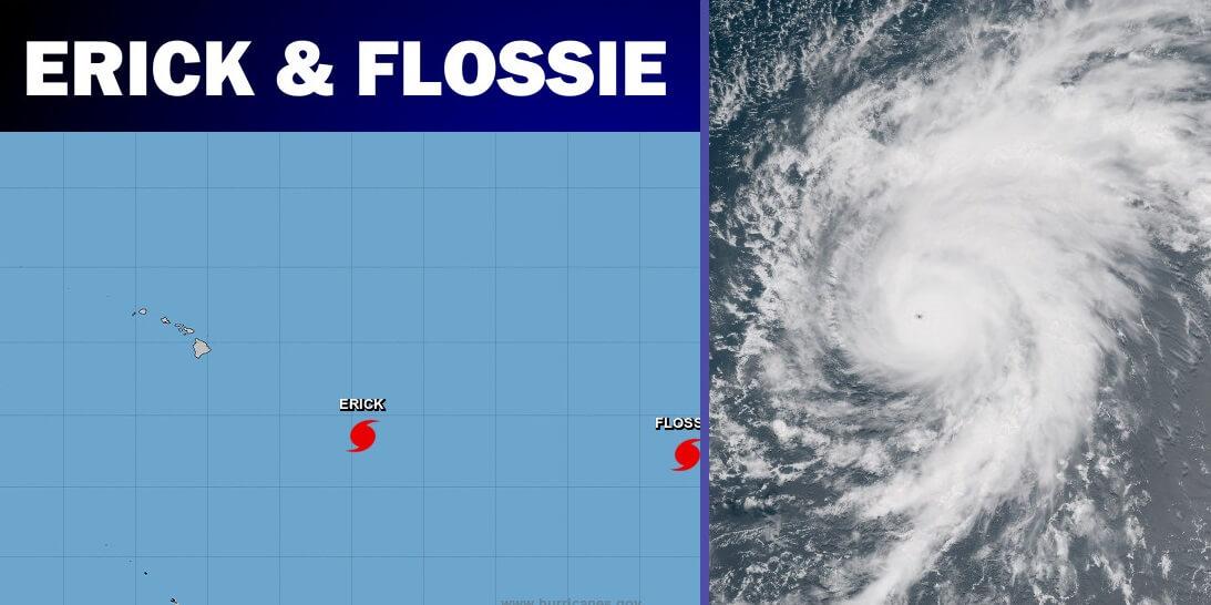 Autoridad de Turismo de Hawái: dos sistemas de tormentas que se acercan a las islas de Hawái