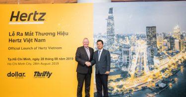 مشارکت حق امتیاز جدید هرتس آسیا در ویتنام