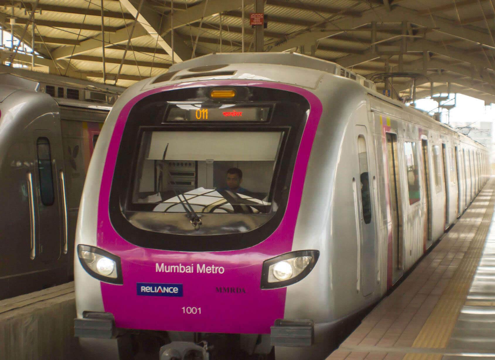 Co je běžné mezi Taiwan Tourism Bureau a metrem v Bombaji?