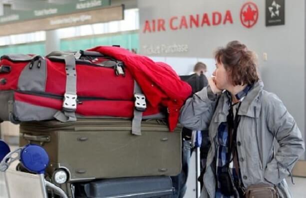 Air Canada: Nur diru ne al pasaĝeraj rajtoj