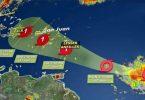 Wie Hurrikan Dorian vom National Hurricane Center gesehen wird