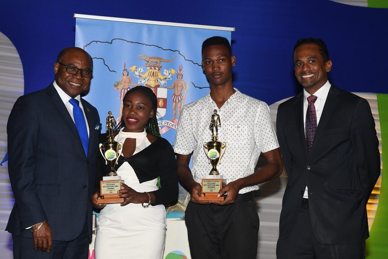 Амаль 4000 маладых людзей з Ямайкі, якія атрымалі права на стажыроўку ў Фондзе павышэння турызму