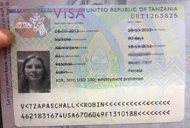 Віза ў Танзанію? Лепш не па прыбыцці ў аэрапорт Кіліманджара