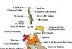Khamriyada laga helo Cotes du Rhone: Markuu Ka Weyn Yahay Ka Fiican