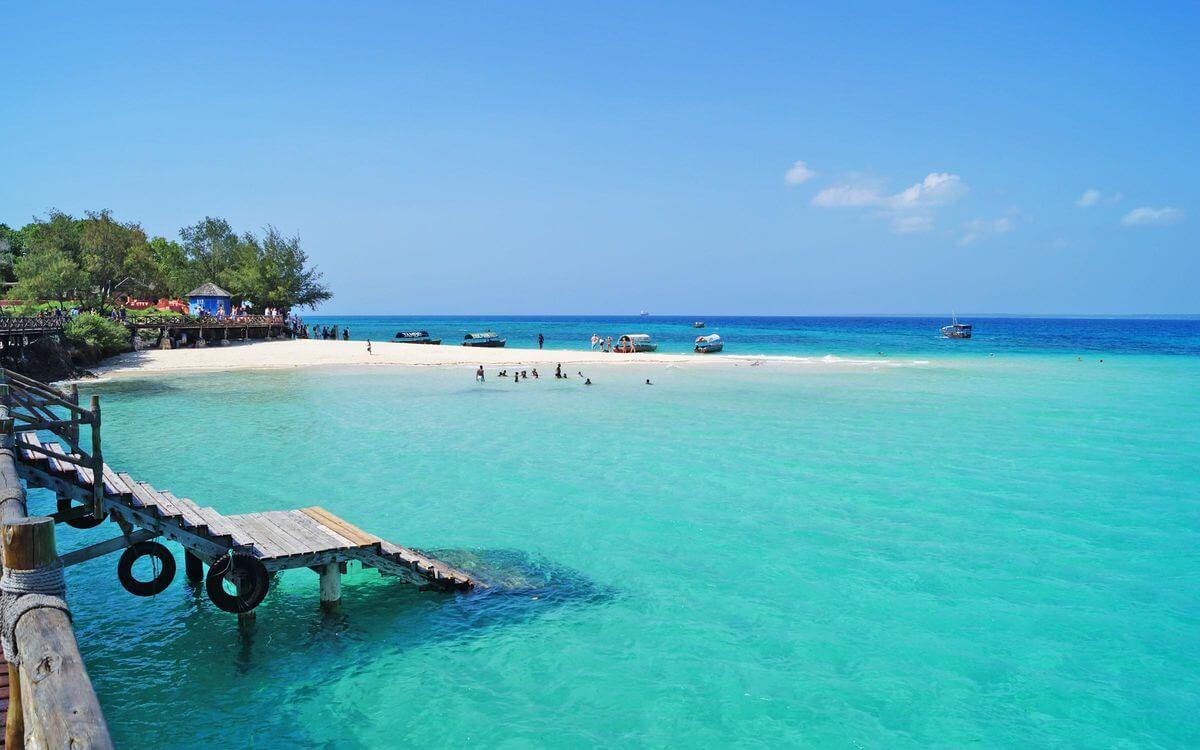 Zanzibar wil zichzelf op de markt brengen als een enkele toeristische bestemming