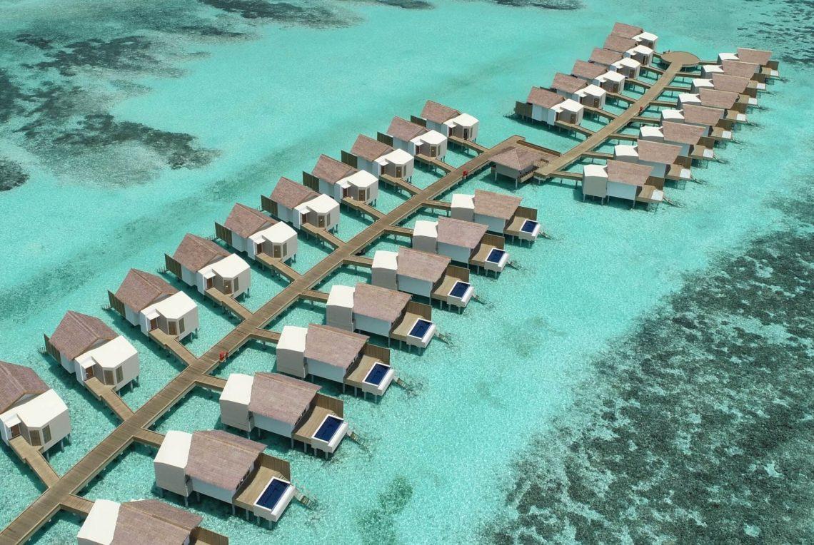 First Hard Rock Hotel iepent yn 'e Maldiven