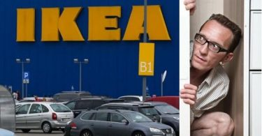 Det skotske politiet hindrer 3,000-manns 'skjul-og-søk-spill' i IKEA-butikken i Glasgow