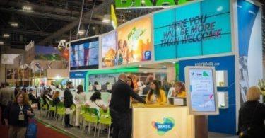 Embratur fördert das brasilianische MICE-Segment auf der IMEX America