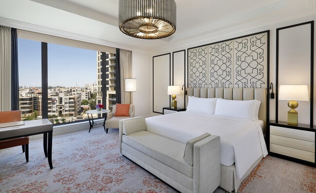 St.Regis Hotels & Resorts face u so debut in Ghjordania cù a pruprietà di Amman