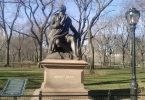 Bizarre proposal to replace NYC Central Park's male statues with female ones ridiculed on Twitter