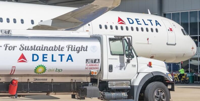 Delta invests $2 million for study of potential facility to produce biofuel
