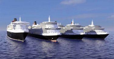 Cunard nanambara ny dia 2021