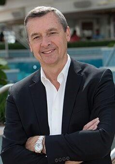 CEO Royal Caribbean saiki ing forum pandangan pariwisata Karibia CTO