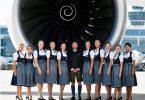 """Най-големият в света Октоберфест: Полети на Lufthansa с участието на най-големия екипаж на """"Trachten"""" за всички времена"""