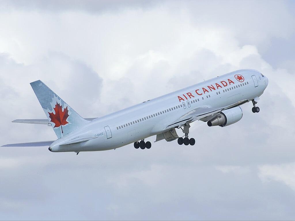 Air Canada inotangisa gore rese kutenderera kubva kuMontreal kuenda kuBogotá, Colombia