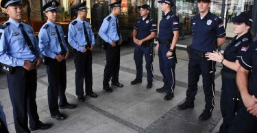 Beograd pokreće zajedničke kinesko-srpske policijske ophodnje u turističkim dijelovima Beograda