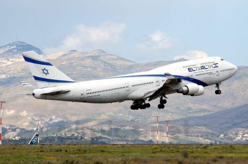 El Al says goodbye to its Boeing 747-400 jumbo jet
