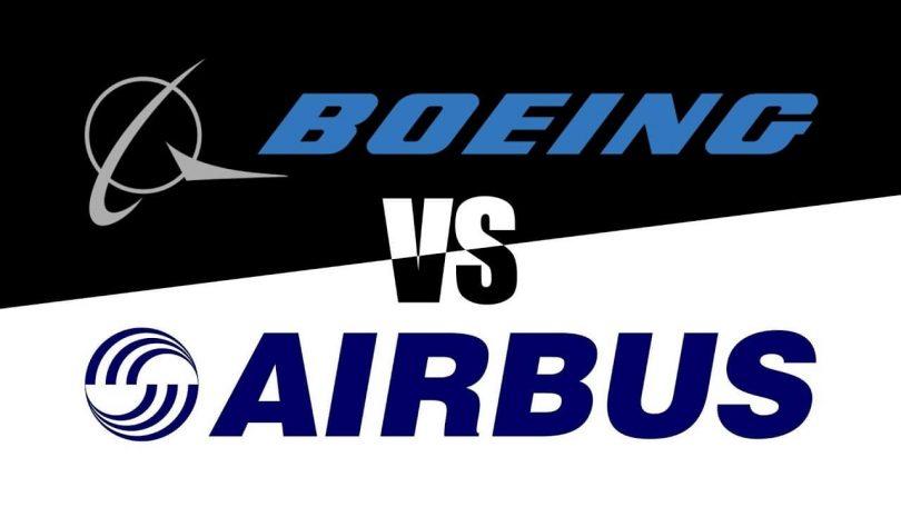 Ento mivoaka izy: Vonona ny EU hamely antsika amin'ny sarany amin'ny laharana Airbus-Boeing