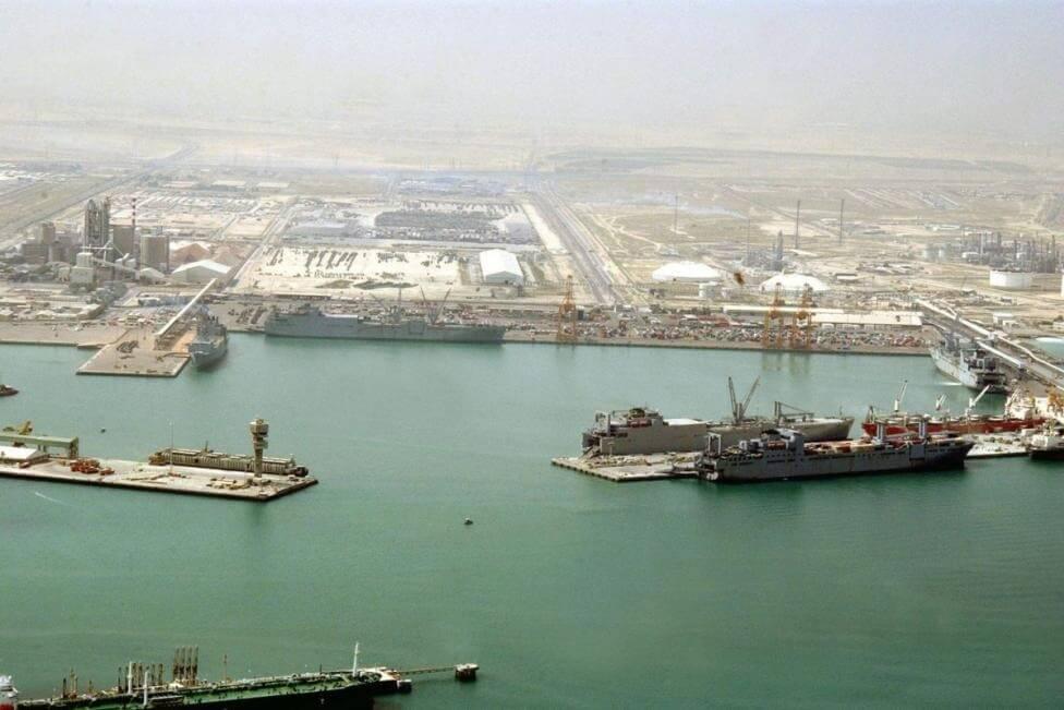 کویت نے سعودی حملے کے بعد تمام بندرگاہوں پر سیکیورٹی الرٹ کی سطح بلند کردی