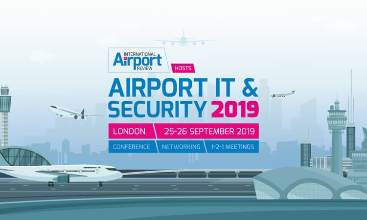 A indústria da aviação debate as últimas tendências e interrupções em TI e segurança de aeroportos em Londres