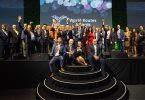 Bescht an der Welt: De Fluchhafe vu Budapest kritt den Top Präis bei de World Routes 2019 Awards