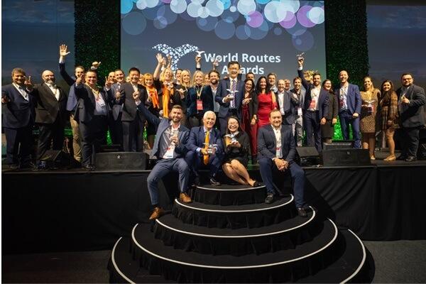 Lo mejor del mundo: el aeropuerto de Budapest se lleva el primer premio en los premios World Routes 2019