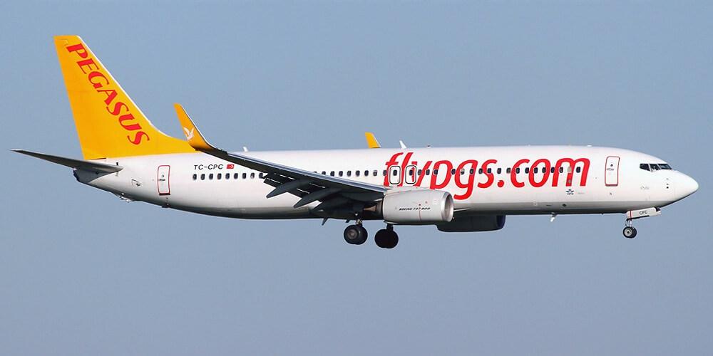 Pegasus Airlines named 'National Winner' in 2019 European Business Awards