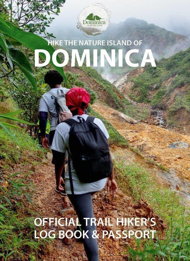 Dominika meluncurkan Buku Catatan dan Paspor Trail Hiker resmi