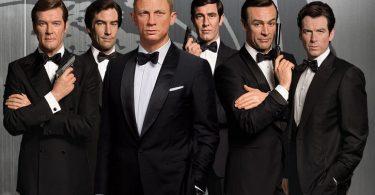 Madame Tussauds Orlando odhalí postavy všech šesti James Bonds na národní den Jamese Bonda