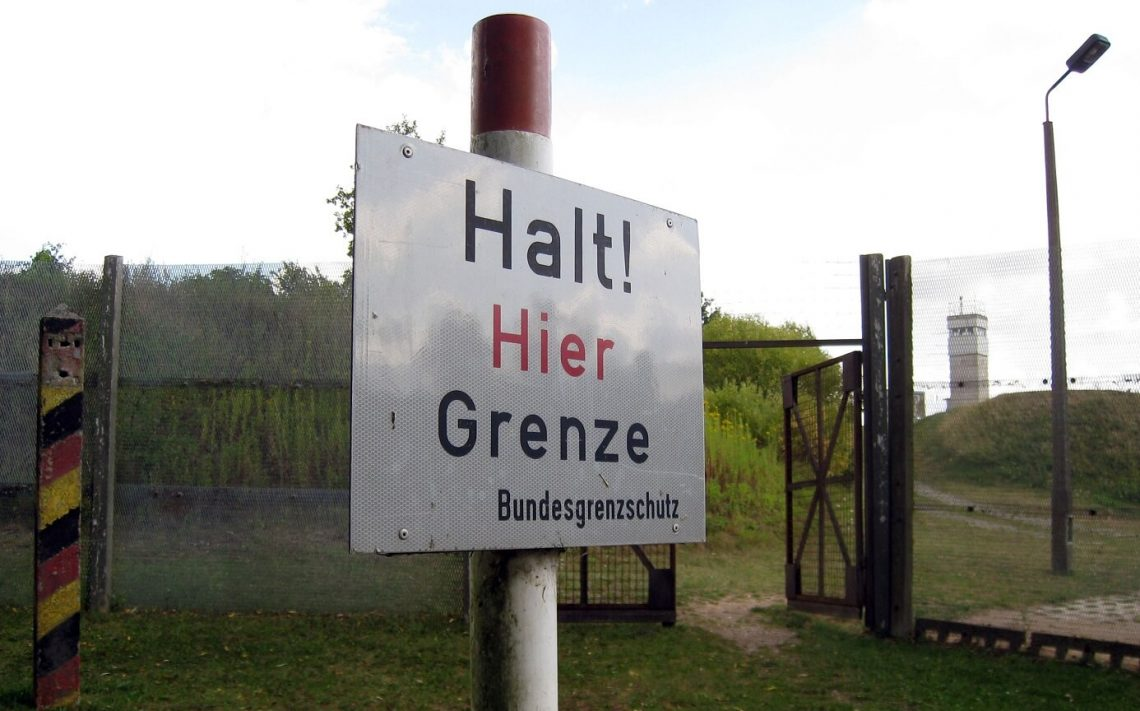 Выключныя абставіны: Германія пашырае аўстрыйскі кантроль над незаконным уварваннем мігрантаў