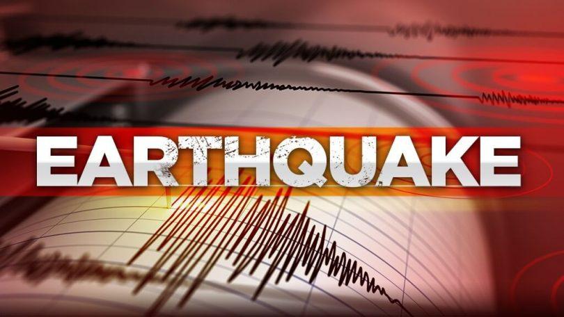 Gempa bumi kuat nggegirisi Chili Kidul