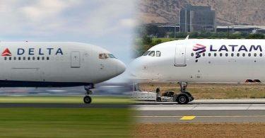 تشكل دلتا وأمريكا اللاتينية شراكة طيران رائدة في أمريكا الشمالية واللاتينية