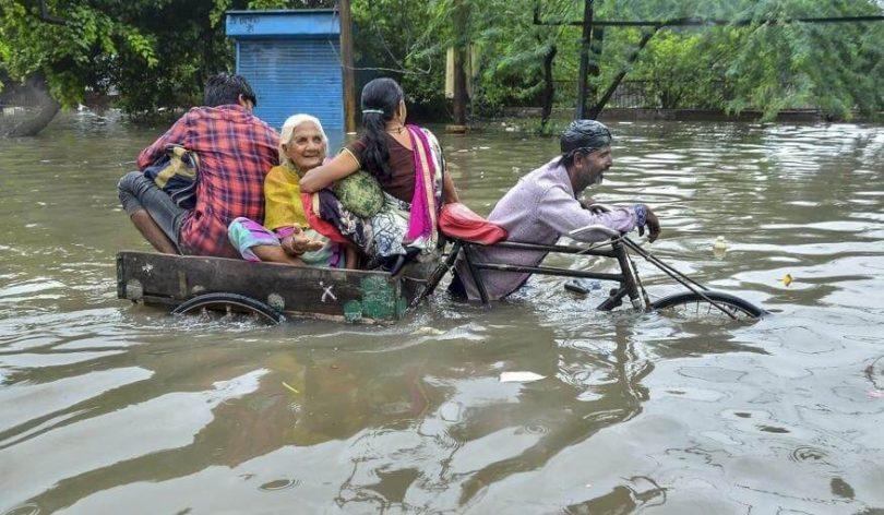 Monsun bez presedana ubio je najmanje 59 u sjevernoj Indiji