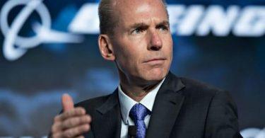 Изпълнителният директор на Boeing обявява промени, за да засили фокуса на компанията върху безопасността на продуктите