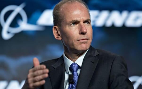 CEO Boeing ngumumake perubahan kanggo nguatake fokus perusahaan ing keamanan produk