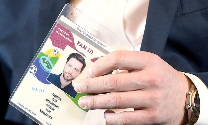 Fan-ID bakal dadi visa kanggo pengunjung manca Piala UEFA Euro 2020 ing Rusia