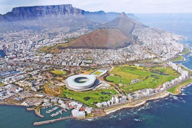 کیپ تاون در اجلاس سالانه صلح آفریقای جنوبی به عنوان راه حلی برای خشونت شرکت می کند