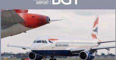 مطار ميلانو بيرغامو يستعد لخدمة جاتويك التابعة للخطوط الجوية البريطانية