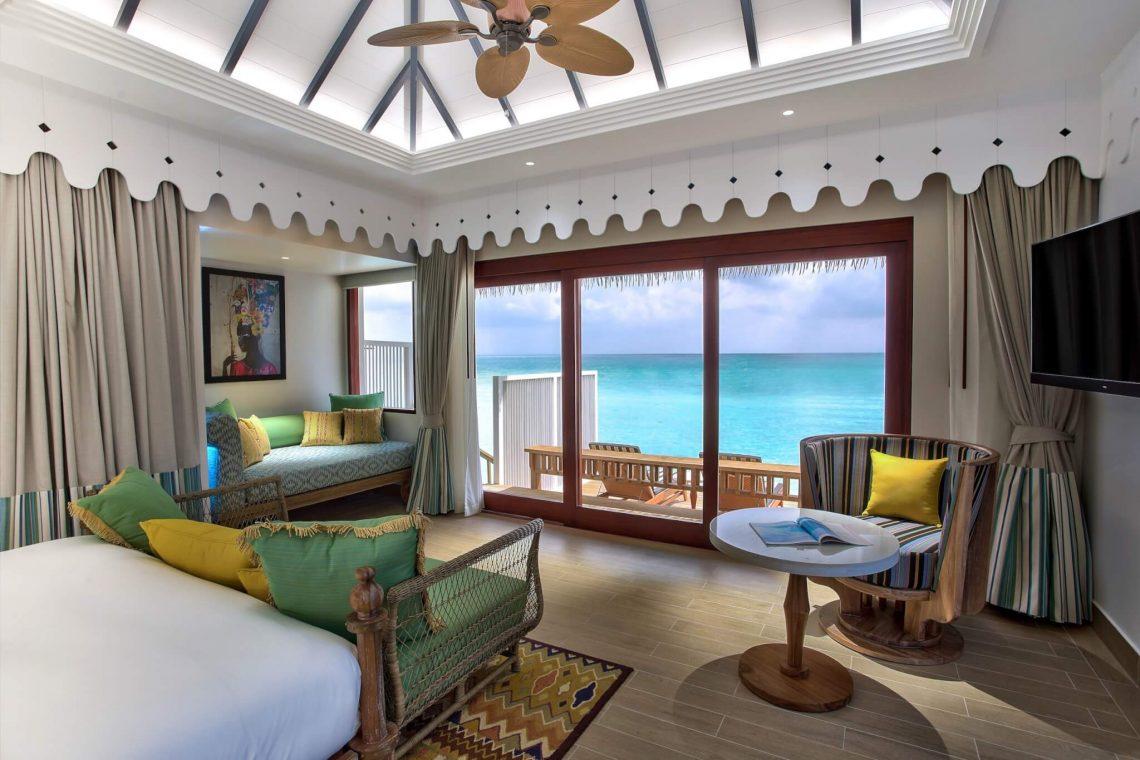 ظهرت مجموعة Curio Collection by Hilton لأول مرة في جنوب شرق آسيا مع SAii Lagoon Maldives