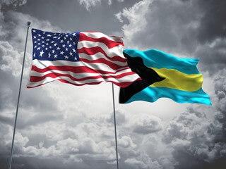 United States' response to Hurricane Dorian in The Bahamas