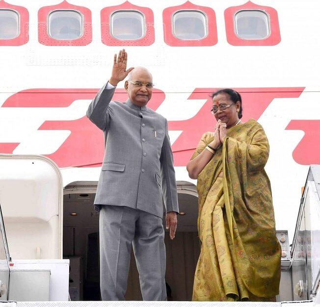 Pakistan menutup ruang udaranya untuk presiden India