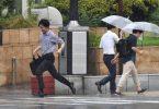 Vôos para Tóquio cancelados, serviços de trem suspensos enquanto a cidade se prepara para o tufão Faxai