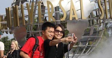 Chinese travelers are looking for adventure