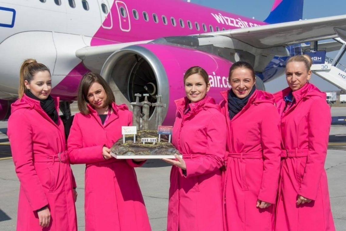 Budapest Airport ferheget ferbining mei Wizz Air