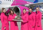De Budapest Fluchhafen verbessert d'Konnektivitéit mat Wizz Air
