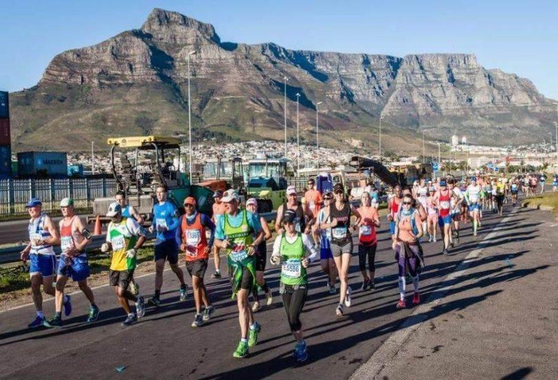 Kapstadt Marathon sieht Platinstatus